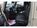Black Interior Photo for 2017 Jeep Wrangler Unlimited #118520962