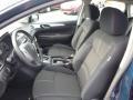 Charcoal 2017 Nissan Sentra Interiors