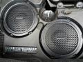 2016 Dodge Challenger Black Interior Audio System Photo