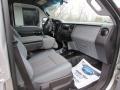 2012 Ingot Silver Metallic Ford F250 Super Duty XL Crew Cab 4x4  photo #26