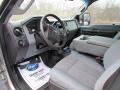2012 Ingot Silver Metallic Ford F250 Super Duty XL Crew Cab 4x4  photo #32