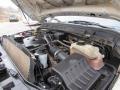 2012 Ingot Silver Metallic Ford F250 Super Duty XL Crew Cab 4x4  photo #42