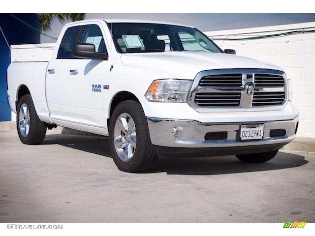 2015 bright white ram 1500 big horn quad cab 118575497 photo 33 car color. Black Bedroom Furniture Sets. Home Design Ideas