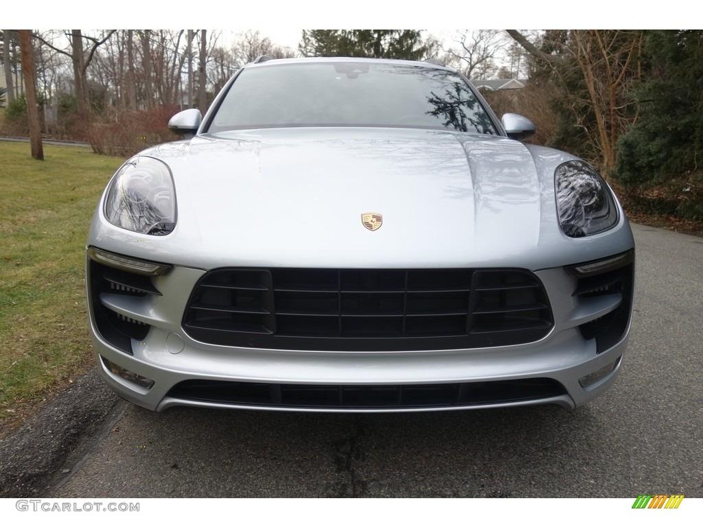 2017 Rhodium Silver Metallic Porsche Macan Gts 118575437 Photo 2 Car Color