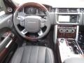 2017 Carpathian Grey Metallic Land Rover Range Rover HSE  photo #13
