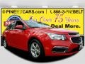 2016 Red Hot Chevrolet Cruze Limited LT #118575398