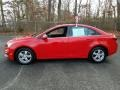 2016 Red Hot Chevrolet Cruze Limited LT  photo #12