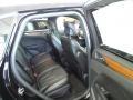 2017 Lincoln MKC Ebony Interior Rear Seat Photo