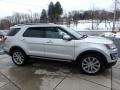 2016 Ingot Silver Metallic Ford Explorer Limited 4WD  photo #6