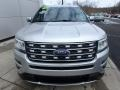 2016 Ingot Silver Metallic Ford Explorer Limited 4WD  photo #8