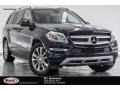 Lunar Blue Metallic 2013 Mercedes-Benz GL 450 4Matic