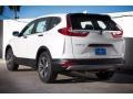 2017 White Diamond Pearl Honda CR-V LX  photo #2