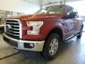 Ruby Red 2017 Ford F150 Gallery