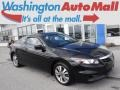 Crystal Black Pearl 2012 Honda Accord EX-L Coupe