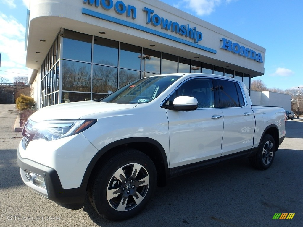 2017 White Diamond Pearl Honda Ridgeline Rtl E Awd 118668063 Car Color Galleries
