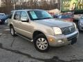 Light French Silk Metallic 2007 Mercury Mountaineer AWD