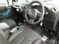 Black Interior Photo for 2017 Jeep Wrangler Unlimited #118701708