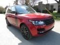 2017 Firenze Red Metallic Land Rover Range Rover Supercharged  photo #2