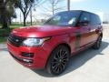 2017 Firenze Red Metallic Land Rover Range Rover Supercharged  photo #10