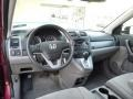 Gray Interior Photo for 2009 Honda CR-V #118704174