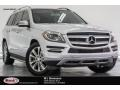 Iridium Silver Metallic 2013 Mercedes-Benz GL 450 4Matic
