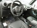 Black Interior Photo for 2017 Jeep Wrangler Unlimited #118726767