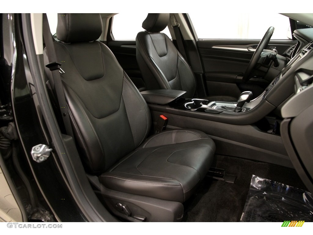 2015 tuxedo black metallic ford fusion titanium 118732337 photo 12 car color for 2015 ford fusion titanium interior