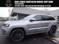 2017 Billet Silver Metallic Jeep Grand Cherokee Laredo 4x4 #118732267