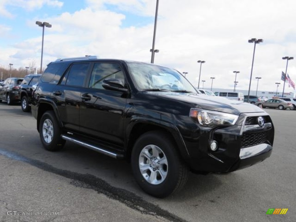 2017 midnight black metallic toyota 4runner sr5 premium 118732143 photo 12. Black Bedroom Furniture Sets. Home Design Ideas