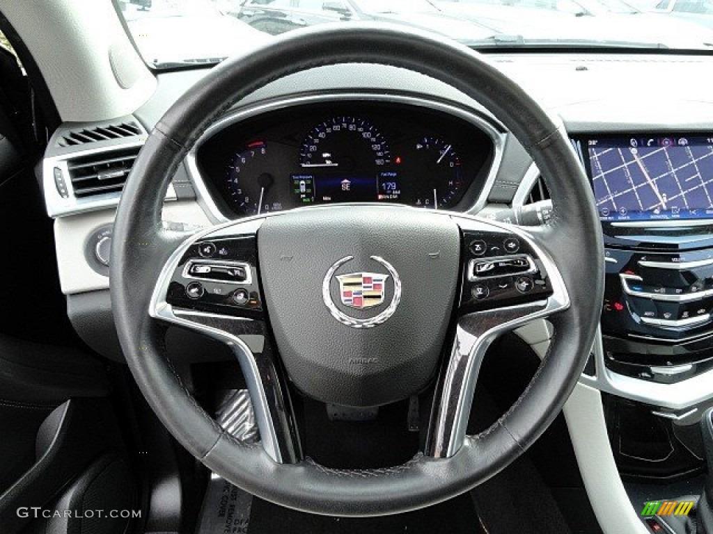 2014 Black Ice Metallic Cadillac Srx Luxury Awd 118732020 Photo 29 Car Color