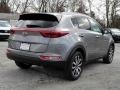 2017 Mineral Silver Kia Sportage EX AWD  photo #6