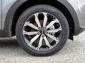 2017 Mineral Silver Kia Sportage EX AWD  photo #8