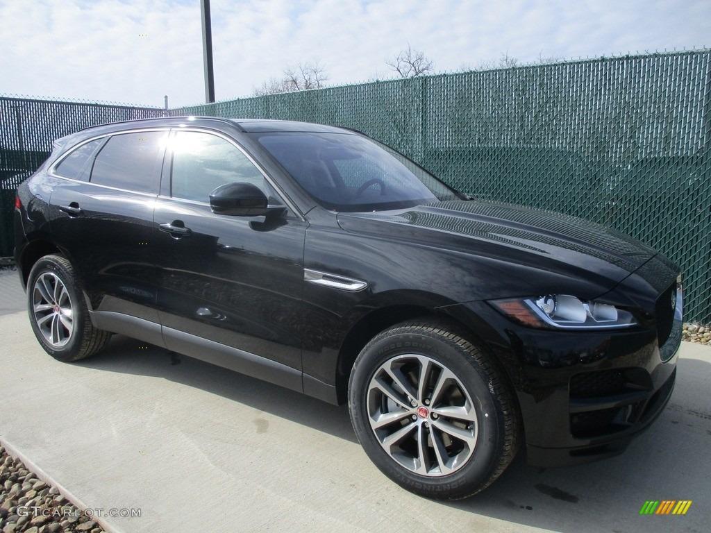 2017 ultimate black jaguar f pace 35t awd premium 118763155 photo 13 car. Black Bedroom Furniture Sets. Home Design Ideas