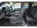 Black Front Seat Photo for 2017 Ford F150 #118777432