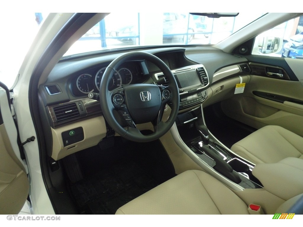 2017 White Orchid Pearl Honda Accord Ex L Sedan 118763076 Photo 5 Car Color