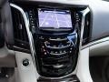 2017 Cadillac Escalade Shale/Cocoa Accents Interior Controls Photo