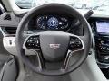 2017 Cadillac Escalade Shale/Cocoa Accents Interior Steering Wheel Photo