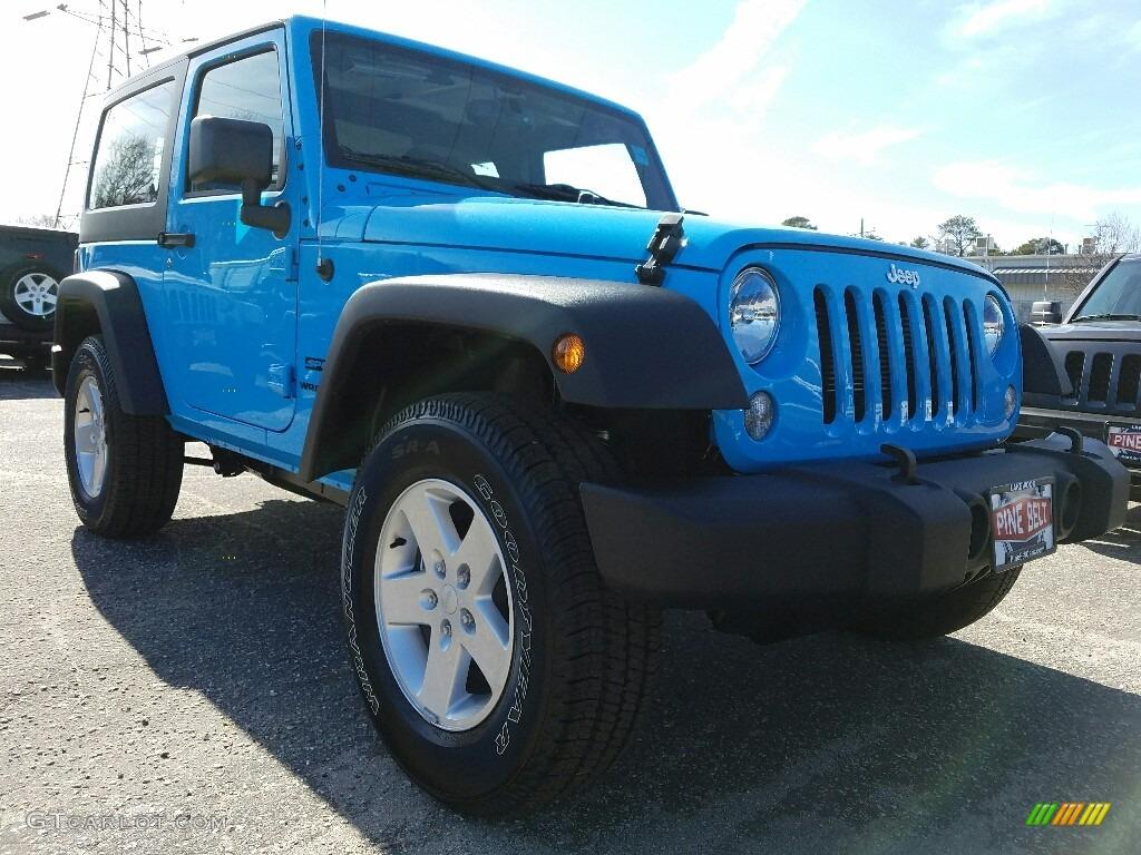 2017 chief blue jeep wrangler sport 4x4 118793114 photo 2 car color galleries. Black Bedroom Furniture Sets. Home Design Ideas