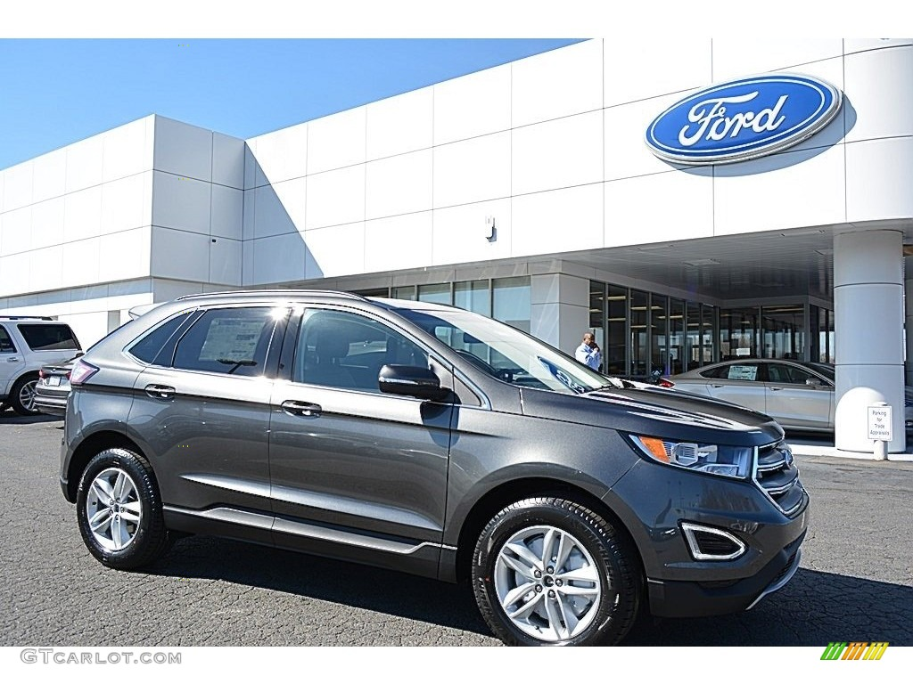 2017 magnetic metallic ford edge sel awd 118807993 photo 17 car color galleries. Black Bedroom Furniture Sets. Home Design Ideas