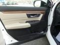 2017 White Diamond Pearl Honda CR-V EX-L AWD  photo #13
