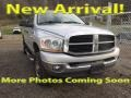 Bright Silver Metallic 2006 Dodge Ram 2500 Gallery