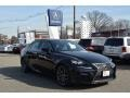 Obsidian Black 2014 Lexus IS 250 AWD