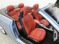 Front Seat of 2013 3 Series 328i Convertible
