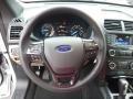 Medium Light Camel Steering Wheel Photo for 2017 Ford Explorer #118882054