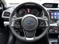 2017 Subaru Impreza Ivory Interior Steering Wheel Photo