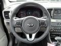 2017 Sportage EX Steering Wheel