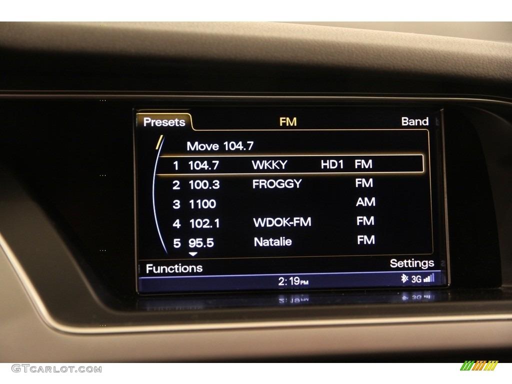2014 S4 Prestige 3.0 TFSI quattro - Phantom Black Pearl / Black photo #13