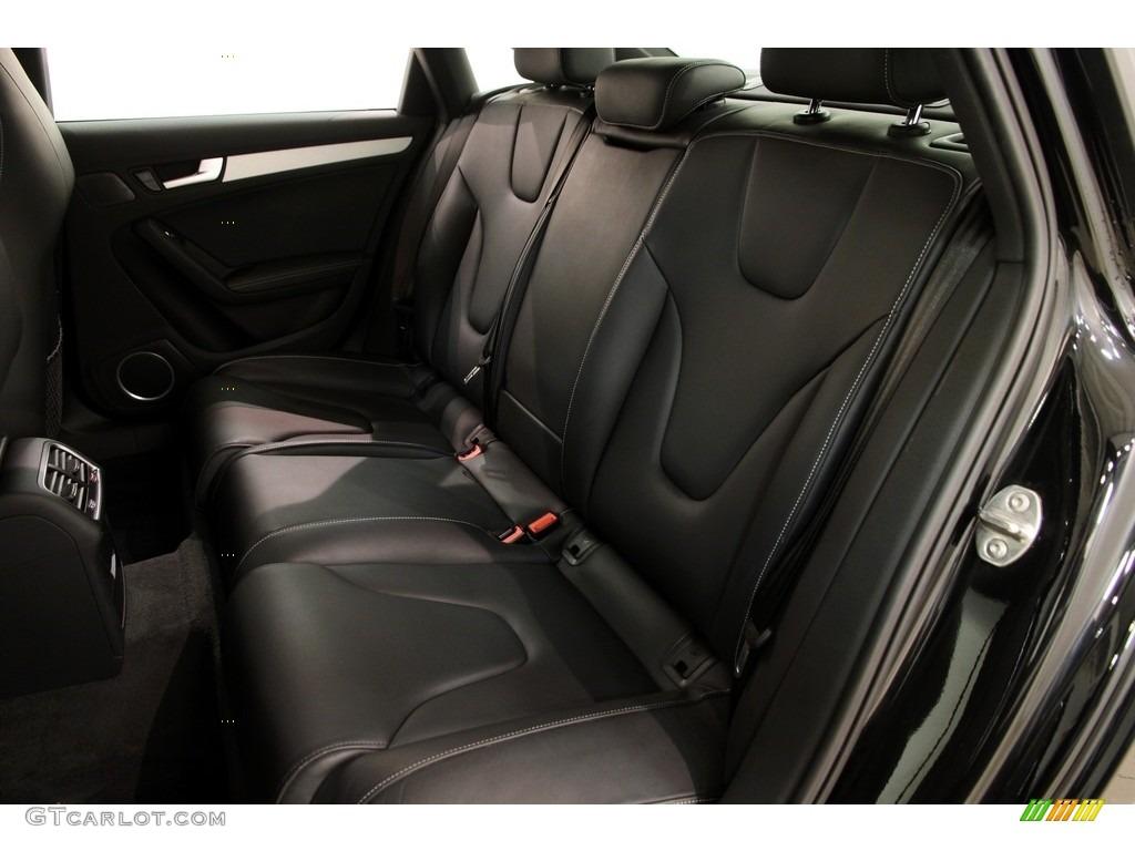 2014 S4 Prestige 3.0 TFSI quattro - Phantom Black Pearl / Black photo #21