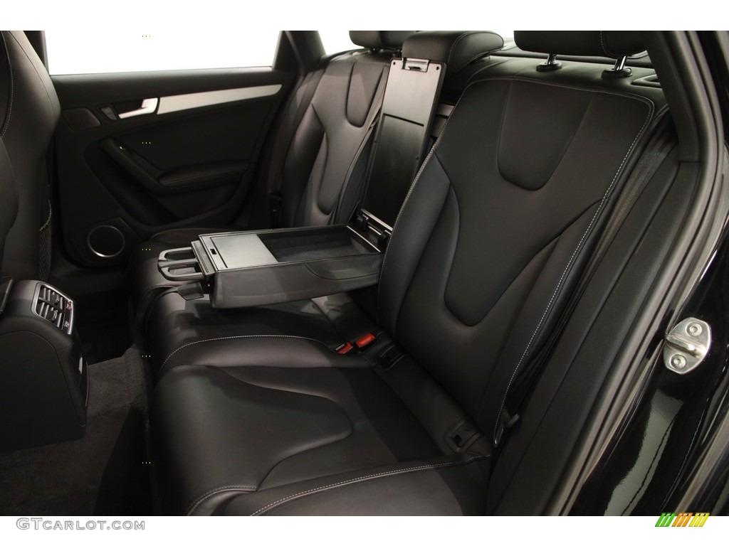 2014 S4 Prestige 3.0 TFSI quattro - Phantom Black Pearl / Black photo #22