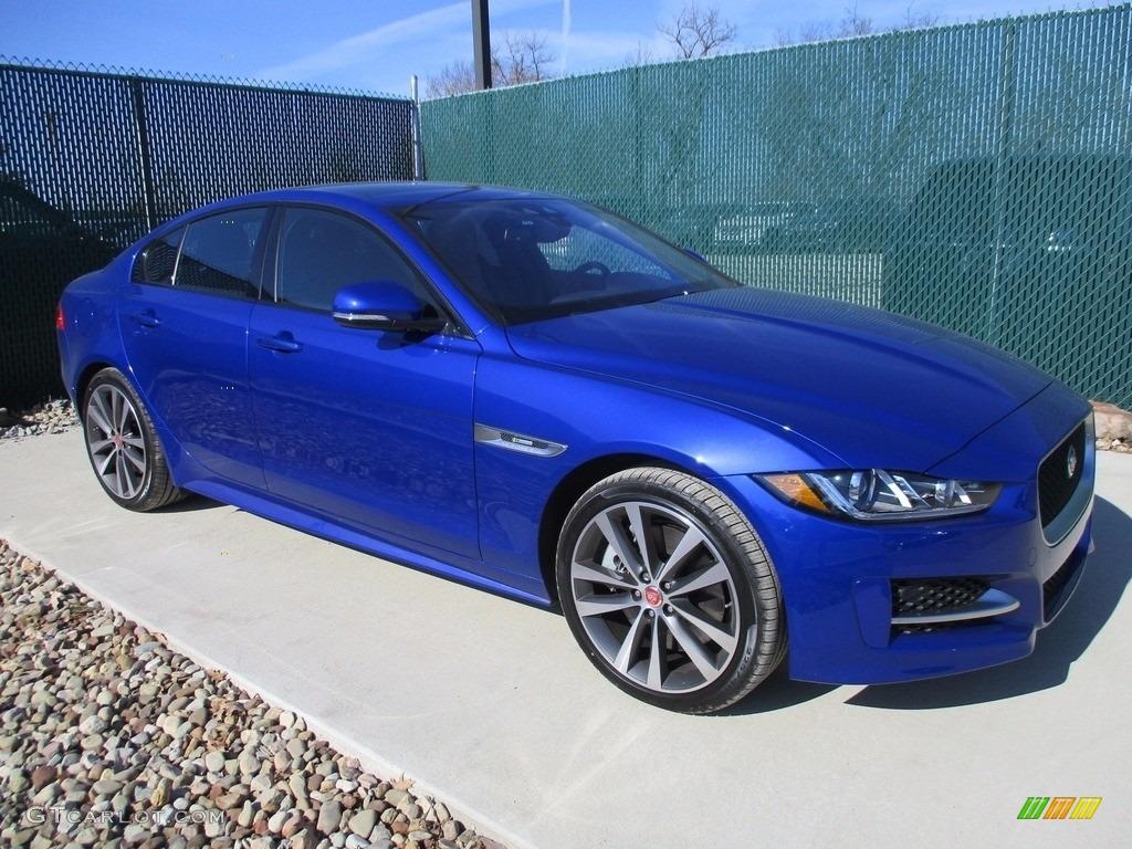 2017 caesium blue jaguar xe 35t r sport awd 118900373 car color galleries. Black Bedroom Furniture Sets. Home Design Ideas